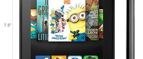 Noile tablete Kindle Fire, Kindle Fire HD