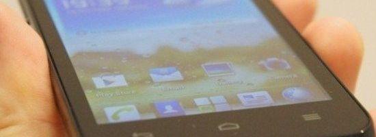 IFA 2012: Huawei G330