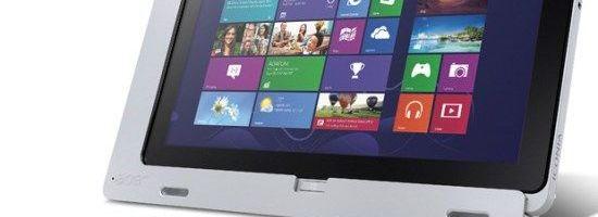 Iconia W700: Tableta Acer de 11.6 inch
