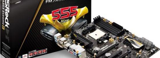Overclocking record la AMD A10-5800K