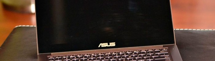 Asus VivoBook U38N review