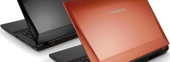 Laptop gaming Gigabyte?