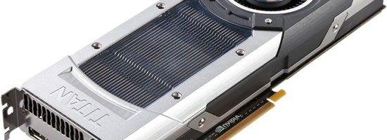 nVidia lanseaza GeForce GTX Titan