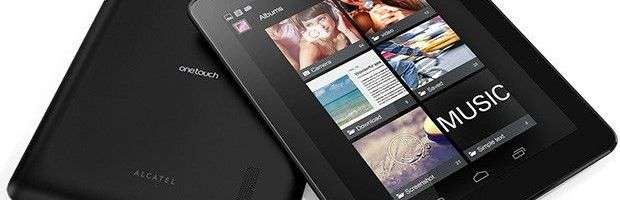 MWC 2013: Tableta Alcatel OneTouch Tab 7HD