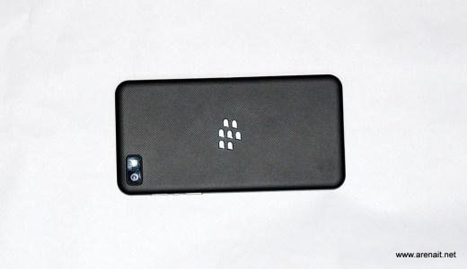 BlackBerry Z10 Review - Poza 2