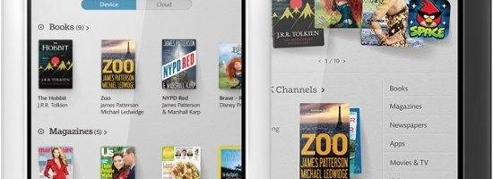 Nook primeste acces la Google Play