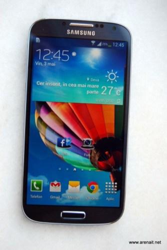 Samsung Galaxy S4 REVIEW: primele impresii #3