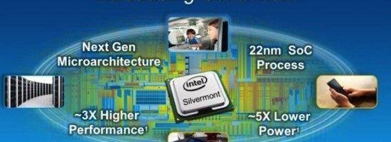 Intel retrage procesoare Atom