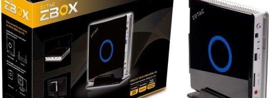 ZBox cu procesoare desktop