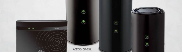 Eveniment D-Link: noi routere cu tehnologia Wireless AC