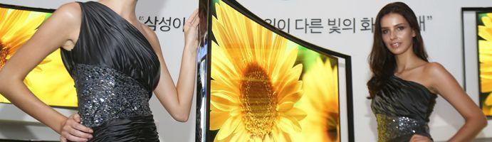CES 2014: Samsung a avut un ecran pliabil