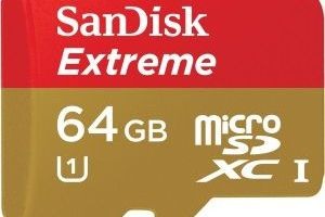 Cel mai rapid card microSDXC