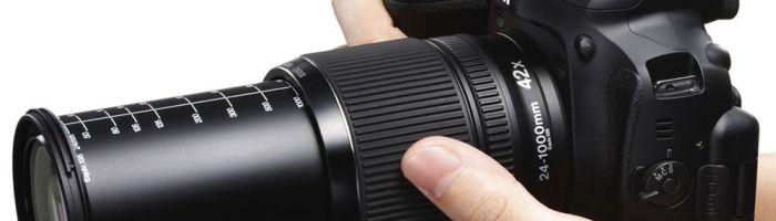 Review Fujifilm HS50 EXR
