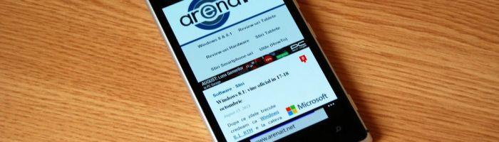 Microsoft Lumia este pe plus