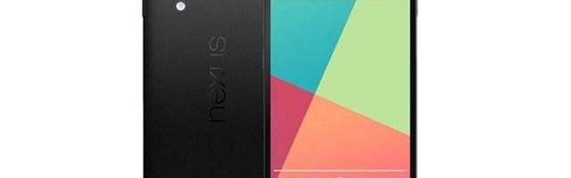 Google Nexus 5: primele poze si cateva specificatii