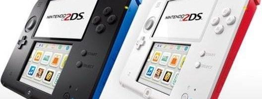 Nintendo 2DS pregatit de lansare