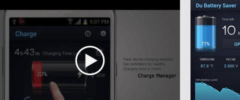 Du Battery Saver, o aplicatie folositoare