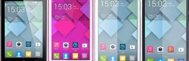 IFA 2013: 4 telefoane accesibile de la Alcatel