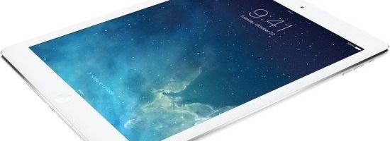Apple a lansat iPad Mini 2 si iPad Air