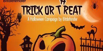Concurs Bitdefender de Halloween