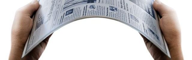 Panourile flexibile OLED de la LG se produc in masa