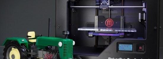 Imprimanta 3D MakerBot Replicator 2