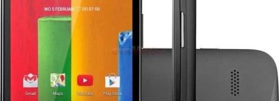 Motorola a lansat Moto G