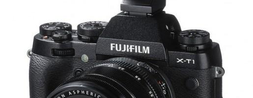 Fujifilm a lansat X-T1, cel mai puternic mirrorless al lor