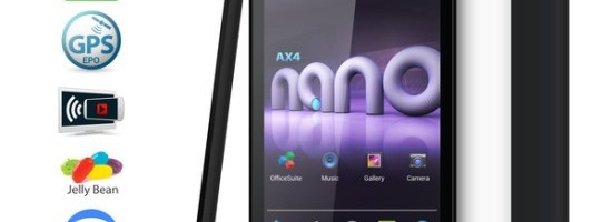 Unboxing Allview AX4 Nano