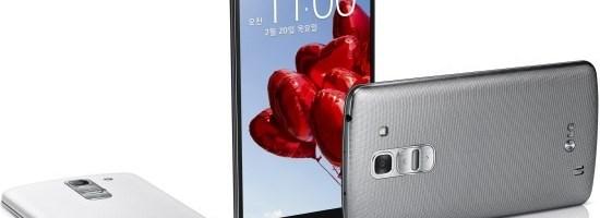 MWC 2014: LG lanseaza G Pro 2