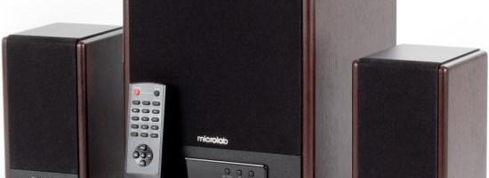 Review boxe Microlab FC-530U