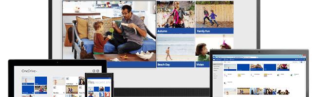 Microsoft creste spatiul de pe OneDrive