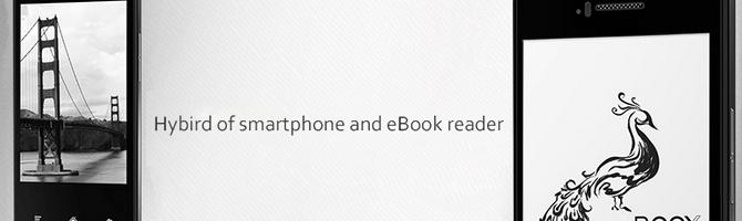 Midia InkPhone, un smartphone cu autonomie de 14 zile!