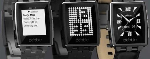 Pebble vinde 400 000 de ceasuri