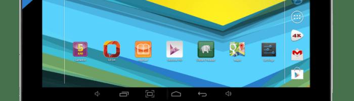 Review tableta Utok 1000Q Lite