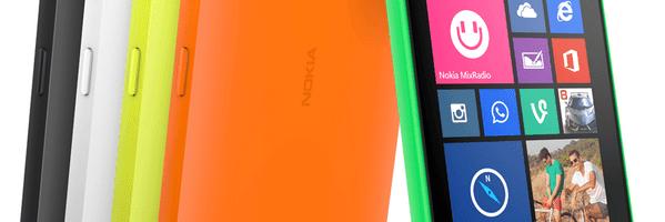 Nokia Lumia 630, primul dual-SIM cu Windows Phone 8.1