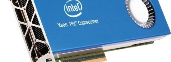 Xeon Phi, coprocesorul de la Intel