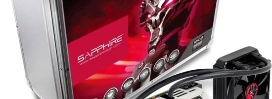 Sapphire Radeon R9 295X2 vine in servieta