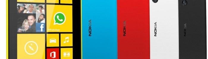 CyanogenMod 13 pe Lumia 520 si 525