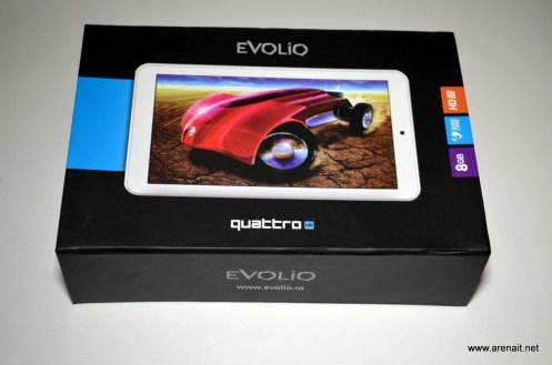 Evolio Quattro HD - 9