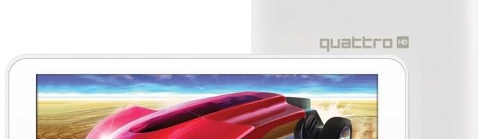 Evolio Quattro HD: scurt review + CONCURS