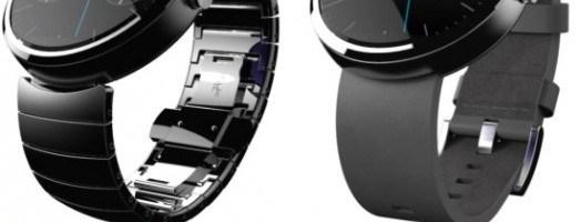Motorola pregateste un ceas inteligent