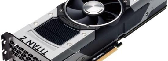 nVidia lanseaza GeForce Titan Z