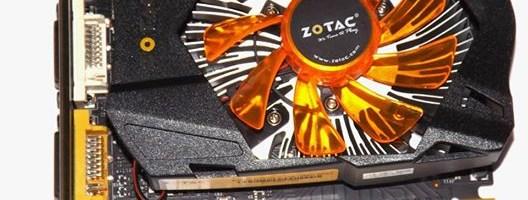 In jocuri cu Zotac GeForce GTX 750 Ti