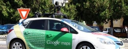 Google actualizeza datele Street View din Romania