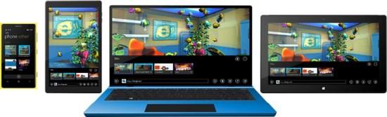 Windows 9 va unifica sistemele de operare