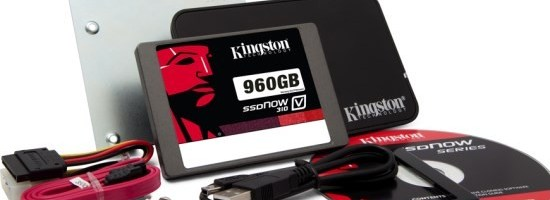 Kingston lanseaza SSDNow V310