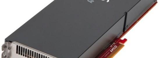 AMD introduce noi coprocesoare FirePro