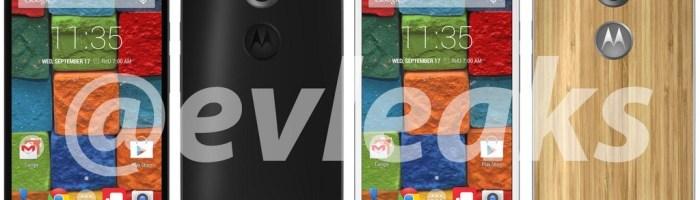 Primele imagini cu Motorola Moto X+1
