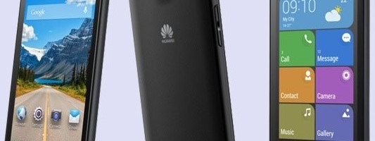Unboxing si preview la Huawei Ascend Y530